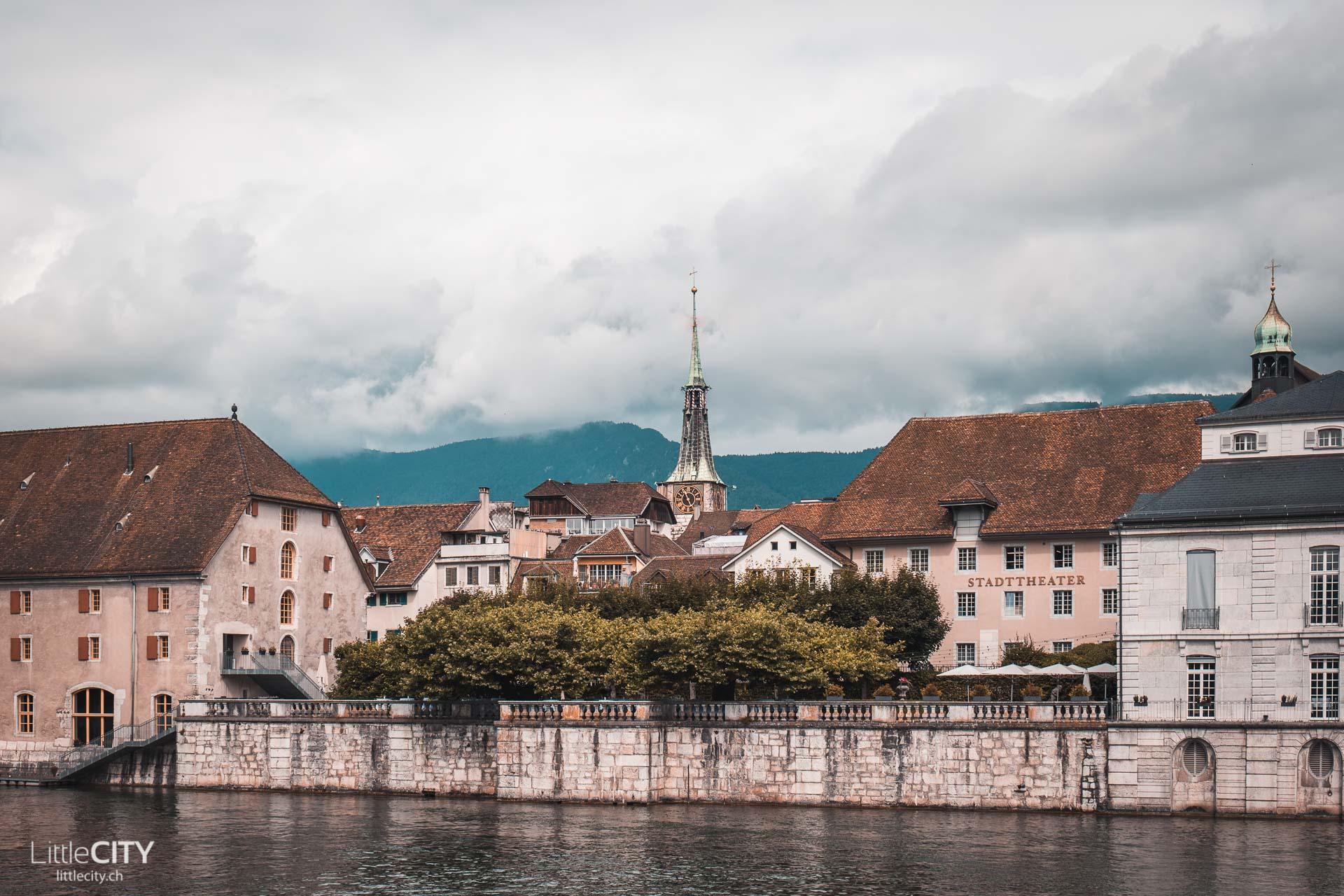 Solothurn Sehenswürdigkeiten