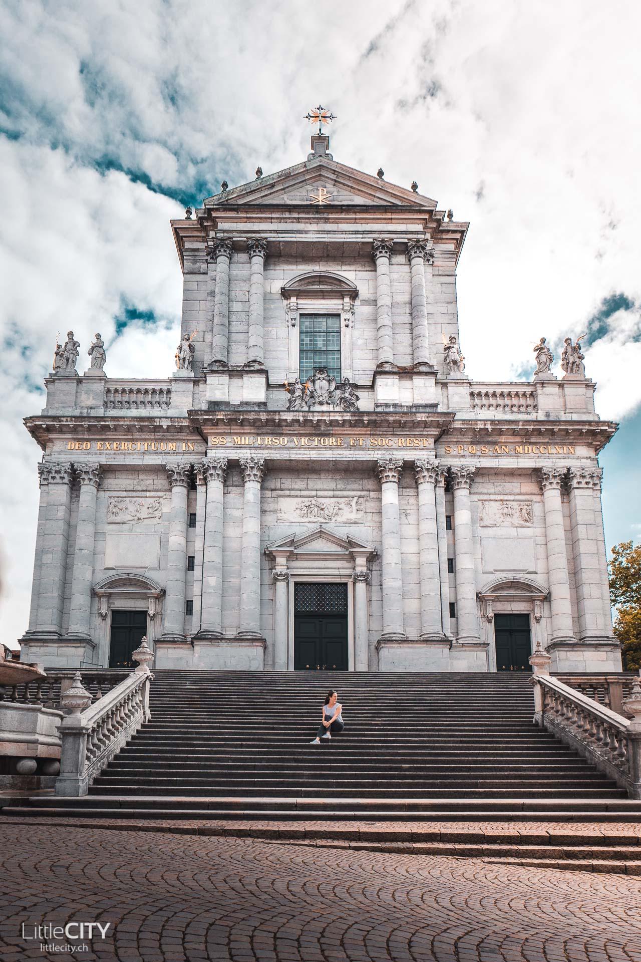 Solothurn Kathedrale Wahrzeichen