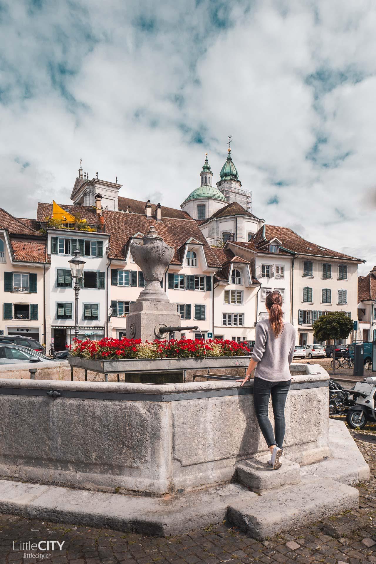 Solothurn Ausflugsziel Sehenswürdigkeiten