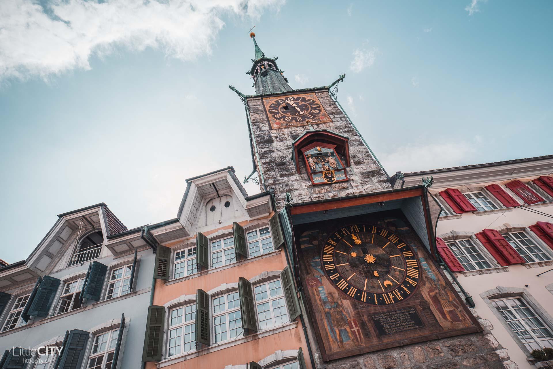 Solothurn Zeitglocke