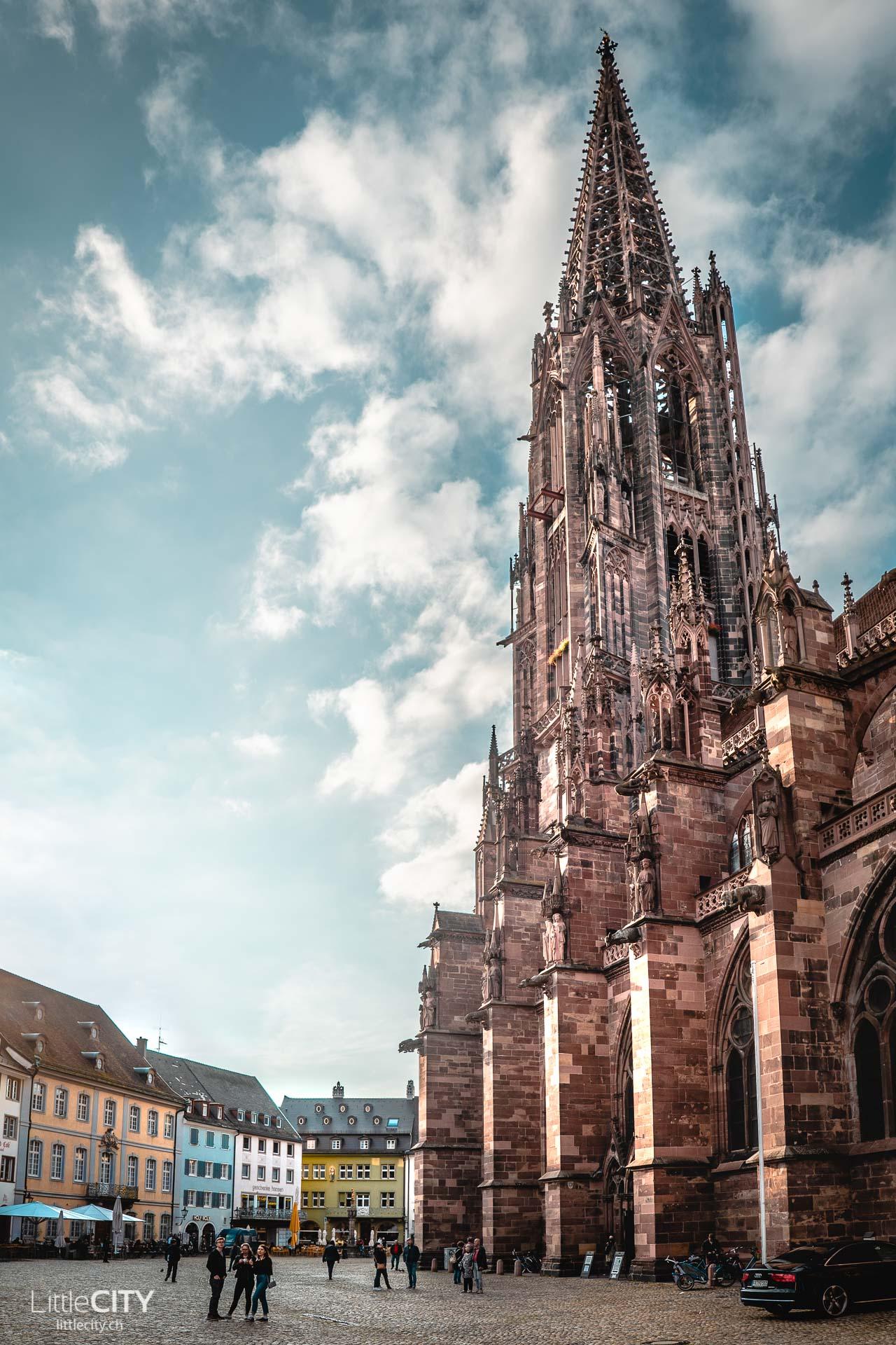 Freiburg Sehenswürdigkeiten Münster